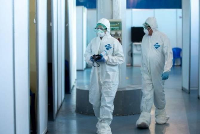 В Молдавии назвали число медработников, заразившихся коронавирусом