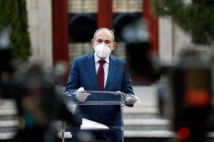 Премьер-министр Армении: Председатель КС будет освобожден от должности, полномочия Тохяна, Гюлумян и Назаряна будут прекращены с 00:01