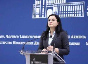 МИД Армении: Руководство Азербайджана расценивает демократические перемены в Армении как угрозу