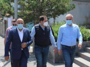 Сурен Папикян: Горис претендует на то, чтобы стать одним из важнейших культурных центров Армении