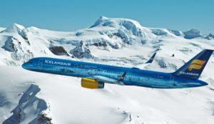 Авиакомпания Icelandair 11 июля совершит чартерный рейс Лос-Анджелес-Ереван