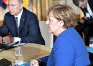 Ангела Меркель: Россия ведет гибридные войны и использует методы дестабилизации