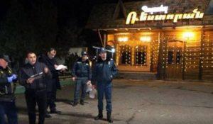 Сын Царукяна проходит по делу об инциденте около магазина «Партез» в качестве свидетеля