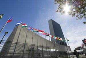 В ООН распространен доклад об осуществлении Арцахом положений протоколов к Женевским конвенциям