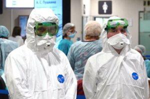 Коронавирус в России: число зараженных COVID-19 превысило 681 тысяч человек
