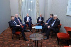 Глава МИД Армении подчеркнул недопустимость звучащих из Баку воинственных и неконструктивных заявлений
