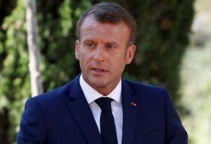 Президент Франции официально обвинил Турцию в терроризме