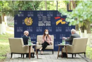 Парламентские группы дружбы Армения-Великобритания проведут онлайн-встречу