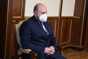 Президент Армении принял председателя Центрального банка