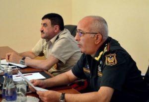 Заместитель министра обороны Азербайджана понижен в должности