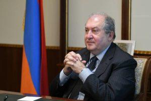 Саркисян встретился с ректором ЕГМУ Арменом Мурадяном