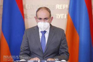Премьер Пашинян считает основной стратегической задачей научиться жить параллельно с коронавирусом