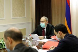 Премьер-министр Пашинян выступил с обращением по поводу стратегии национальной безопасности