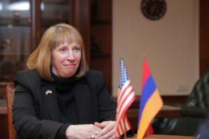 Посол: США продолжают быть заинтересованными в осуществлении инвестиций в Армении