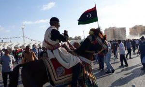 Митинг против турецких оккупантов собрал в Бенгази тысячи людей со всех городов Ливии