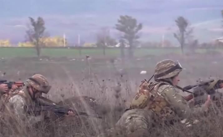 Минобороны Армении: ВС Азербайджана продолжают обстрел армянских позиций на Тавушском направлении