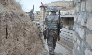 Число жертв с армянской стороны достигло уже четырех