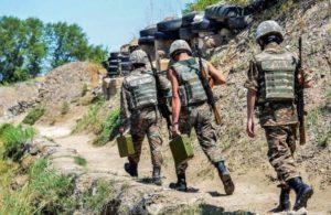 ВС Армении полностью контролируют ситуацию в приграничной зоне