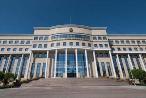 Казахстан глубоко обеспокоен вооруженным инцидентом на азербайджано-армянской границе