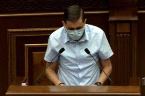 Азербайджан получил по морде, другого языка он не понимает – депутат Абовян