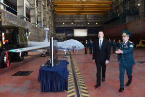 Подразделения ПВО ВС Армении сбили азербайджанский БПЛА