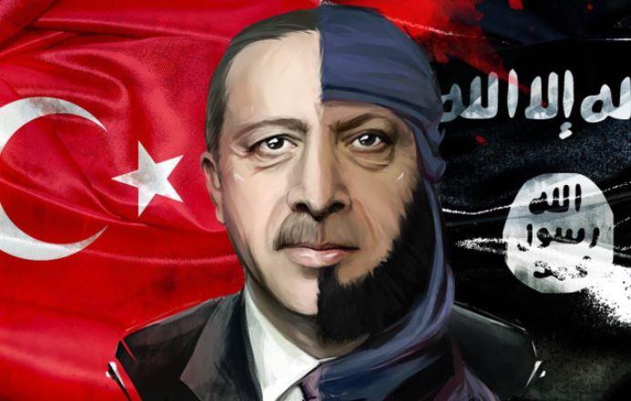 "Турецкий террорист Эрдоган опять ""наехал"" на Армению"