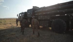 В ракетно-артиллерийских войсках ВС Армении введён высокий уровень боеготовности
