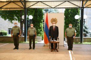 Президент Саркисян: Агрессия Азербайджана обречена на провал