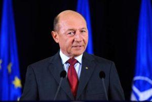 Басеску подал руководству Европарламента заявление об отставке с поста докладчика по Армении