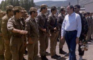 Левон Тер-Петросян: Сплоченный армянский народ ответит на любое военное посягательство