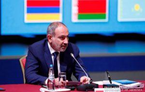Армения не пойдет на уступки в карабахском урегулировании: Никол Пашинян выступил в Минске