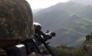Минобороны Армении: Ситуация полностью находится под контролем сил нашего армейского корпуса