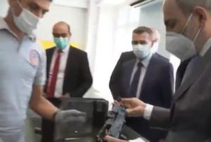 Премьер-министр Армении посетил новый завод по выпуску автоматов Калашникова