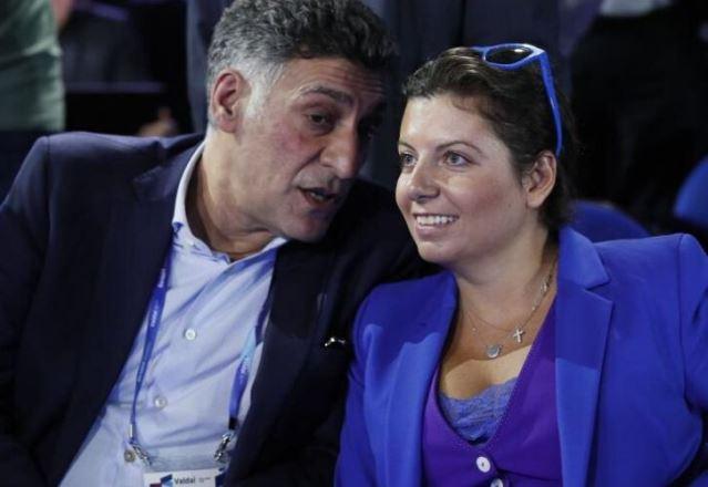 """Свекровь, муж и пару торгашей: какие """"влиятельные"""" армяне поддержали пропагандистку Симоньян?"""