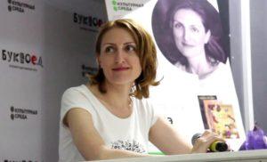 Наринэ Абгарян: Самоудаляйтесь из армян и больше не ссылайтесь на нас, госпожа Симоньян