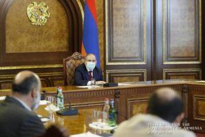 В правительстве обсужден проект Плана действий по восстановлению экономического роста Армении
