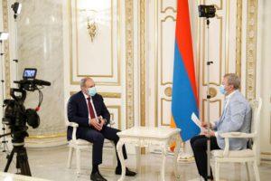 Премьер-министр Пашинян назвал антиармянские атаки в Москве попыткой дестабилизировать Россию