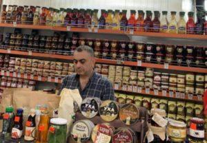 Армянская продукция покинет торговые сети, принадлежащие азербайджанским бизнесменам