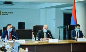 Глава ЦБ Армении представил возникшие вследствие коронавируса вызовы финансовой системы