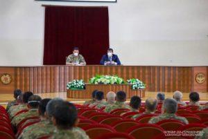 Баку не отказался от своей антиармянской и воинственной политики: президент Арцаха