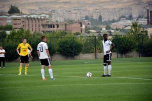 «Ван» будет участвовать в Высшей лиге чемпионата Армении