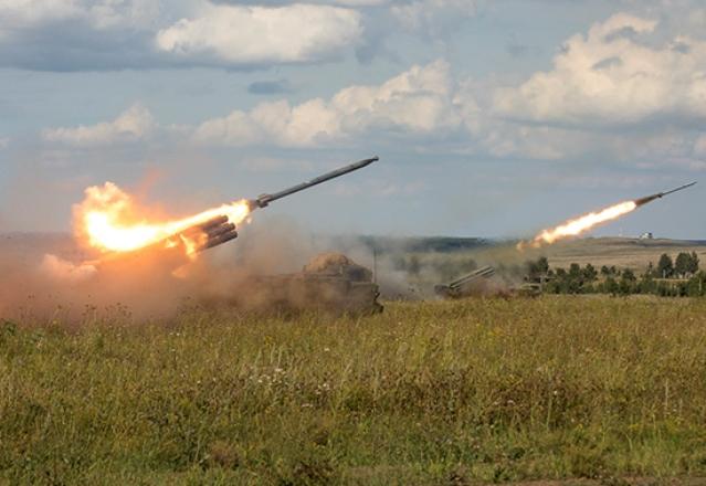 В Армении начались батальонные тактические учения ЮВО