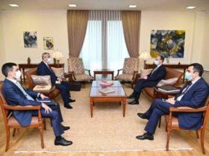 Главы МИД Армении и Арцаха подчеркнули необходимость внедрения механизмов контроля за режимом прекращения огня