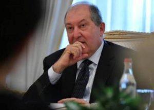 Аппарат президента Армении: Законы должны учитывать интересы всех групп общества
