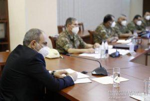 Вооруженные силы Армении способны ответить на все вызовы — Пашинян
