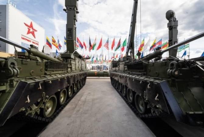 """Китай и Иран не представят свои национальные экспозиции на военно-техническом форуме """"Армия-2020"""""""