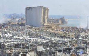 Число жертв взрыва в Бейруте превысило 150 человек