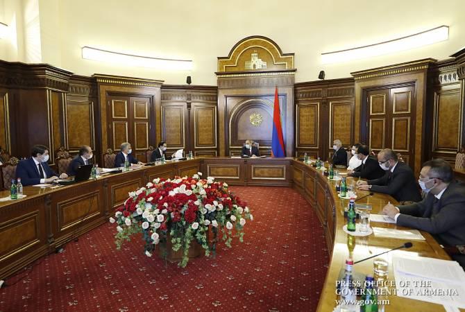 Премьер-министр Армении отметил важность реализаций реформ в сфере градостроительства