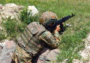 МО Арцаха: За неделю Азербайджан нарушил режим прекращения огня свыше 170 раз