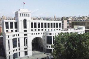 Армения следит за  незаконными и провокационными действиями Турции и поддерживает Грецию и Кипр